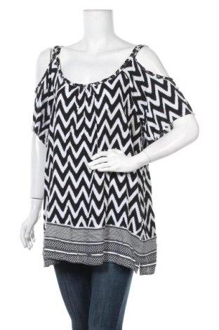 Γυναικεία μπλούζα Autograph, Μέγεθος XXL, Χρώμα Μαύρο, Βισκόζη, Τιμή 9,87€
