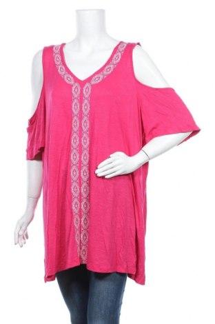 Γυναικεία μπλούζα Autograph, Μέγεθος XXL, Χρώμα Ρόζ , Βισκόζη, Τιμή 3,64€