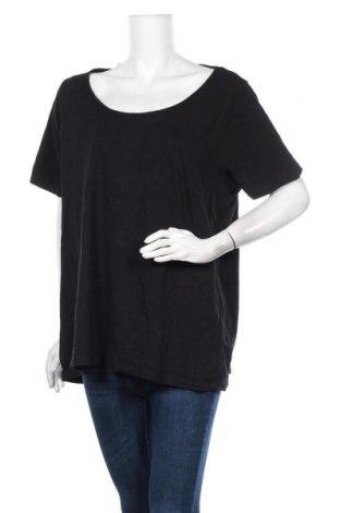 Γυναικεία μπλούζα Autograph, Μέγεθος XXL, Χρώμα Μαύρο, 95% βαμβάκι, 5% ελαστάνη, Τιμή 11,11€
