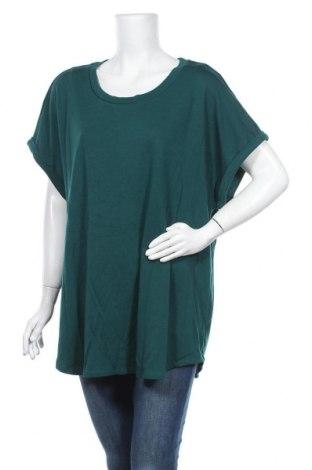 Γυναικεία μπλούζα Autograph, Μέγεθος XXL, Χρώμα Πράσινο, 70% μοντάλ, 30% πολυεστέρας, Τιμή 19,12€