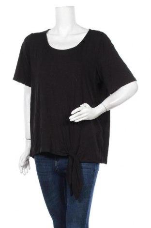Γυναικεία μπλούζα Autograph, Μέγεθος XL, Χρώμα Μαύρο, 95% βισκόζη, 5% ελαστάνη, Τιμή 8,83€