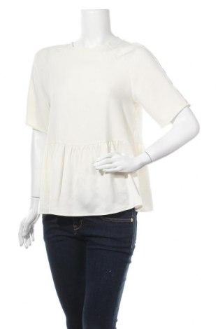 Γυναικεία μπλούζα Aware by Vero Moda, Μέγεθος M, Χρώμα Εκρού, 96% πολυεστέρας, 4% ελαστάνη, Τιμή 11,69€