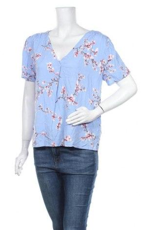 Дамска блуза B.You, Размер L, Цвят Син, Вискоза, Цена 6,96лв.