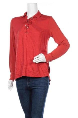 Γυναικεία μπλούζα Best Connections, Μέγεθος M, Χρώμα Κόκκινο, 95% βισκόζη, 5% ελαστάνη, Τιμή 10,49€