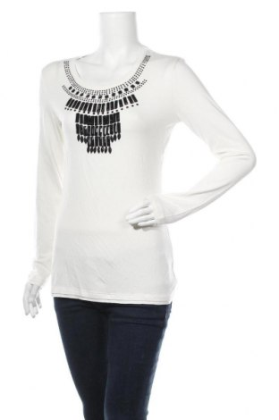 Γυναικεία μπλούζα Blacky Dress, Μέγεθος M, Χρώμα Λευκό, 92% βισκόζη, 8% ελαστάνη, Τιμή 11,69€
