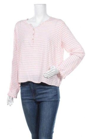 Дамска блуза Blue Motion, Размер L, Цвят Розов, Вискоза, Цена 3,00лв.