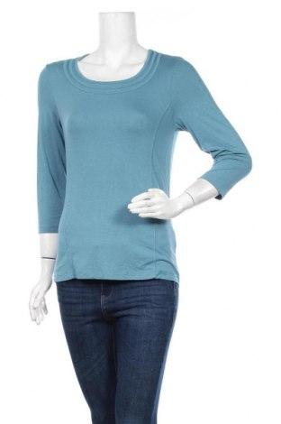 Γυναικεία μπλούζα Bonita, Μέγεθος S, Χρώμα Μπλέ, 95% βισκόζη, 5% ελαστάνη, Τιμή 11,04€