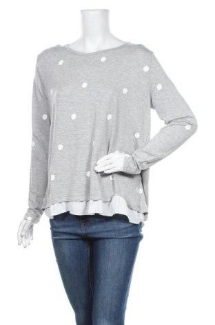 Γυναικεία μπλούζα Broadway, Μέγεθος M, Χρώμα Γκρί, 96% βισκόζη, 4% ελαστάνη, Τιμή 10,52€