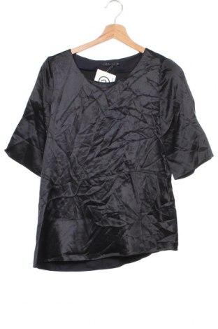 Γυναικεία μπλούζα COS, Μέγεθος XS, Χρώμα Μπλέ, 100% μετάξι, Τιμή 41,57€