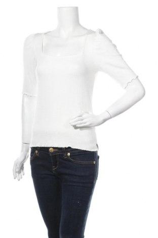 Дамска блуза Catwalk Junkie, Размер M, Цвят Бял, 95% вискоза, 5% еластан, Цена 19,80лв.