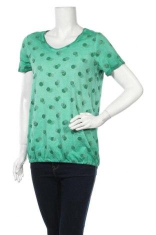 Дамска блуза Cecil, Размер S, Цвят Зелен, Памук, Цена 3,00лв.