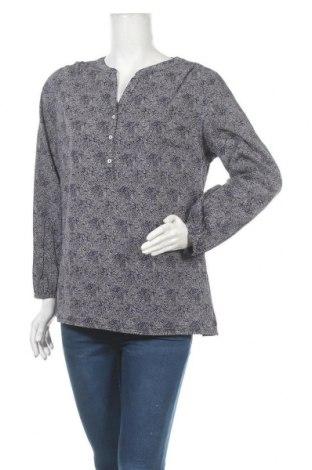 Дамска блуза Charles Vogele, Размер L, Цвят Син, Памук, Цена 5,67лв.