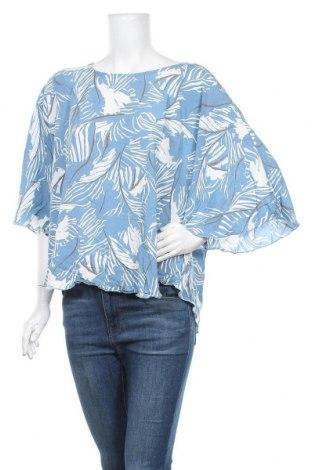 Дамска блуза Chicoree, Размер M, Цвят Син, Вискоза, Цена 5,67лв.