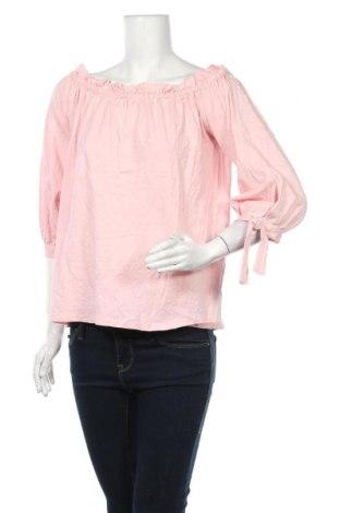 Γυναικεία μπλούζα Clothing & Co, Μέγεθος XL, Χρώμα Ρόζ , Βαμβάκι, Τιμή 21,59€