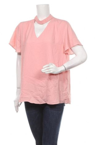 Γυναικεία μπλούζα Clothing & Co, Μέγεθος XL, Χρώμα Ρόζ , Πολυεστέρας, Τιμή 11,04€