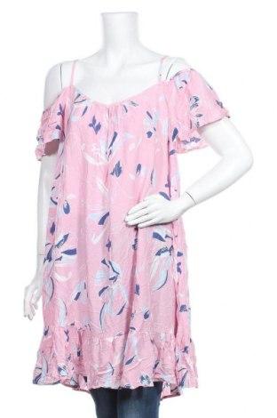 Τουνίκ Clothing & Co, Μέγεθος XL, Χρώμα Ρόζ , Βισκόζη, Τιμή 13,58€