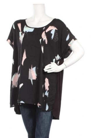 Γυναικεία μπλούζα Clothing & Co, Μέγεθος XXL, Χρώμα Μαύρο, Πολυεστέρας, βισκόζη, ελαστάνη, Τιμή 10,39€