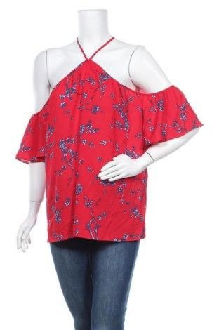 Γυναικεία μπλούζα Clothing & Co, Μέγεθος XL, Χρώμα Πολύχρωμο, Πολυεστέρας, Τιμή 10,39€