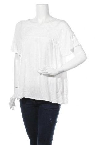 Γυναικεία μπλούζα Clothing & Co, Μέγεθος XL, Χρώμα Λευκό, Βισκόζη, Τιμή 11,04€