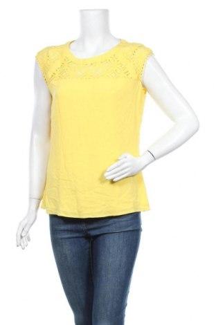 Дамска блуза Comma,, Размер M, Цвят Жълт, Вискоза, Цена 44,85лв.