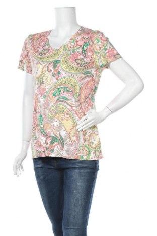 Γυναικεία μπλούζα Croft & Barrow, Μέγεθος XL, Χρώμα Πολύχρωμο, Βαμβάκι, Τιμή 9,87€