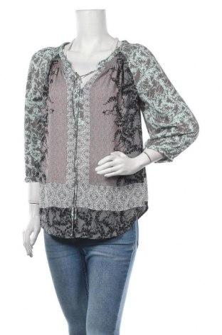 Дамска блуза Daniel Rainn, Размер M, Цвят Многоцветен, 100% полиестер, Цена 6,31лв.