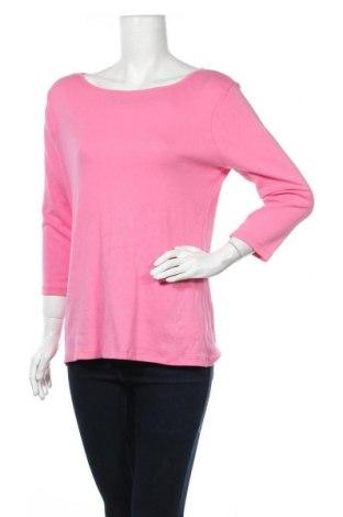 Γυναικεία μπλούζα Defacto, Μέγεθος XXL, Χρώμα Ρόζ , Βαμβάκι, Τιμή 15,79€