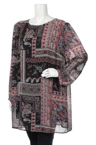 Дамска блуза Designer S, Размер XXL, Цвят Многоцветен, Полиестер, Цена 14,18лв.