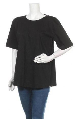 Γυναικεία μπλούζα Diesel, Μέγεθος L, Χρώμα Μαύρο, Βαμβάκι, Τιμή 29,69€