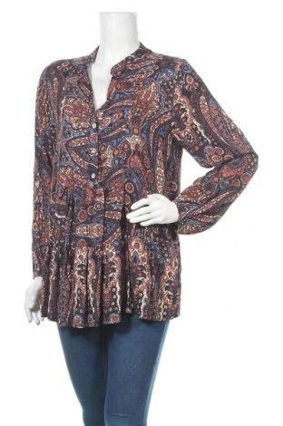 Дамска блуза Driver, Размер M, Цвят Многоцветен, Вискоза, Цена 7,98лв.