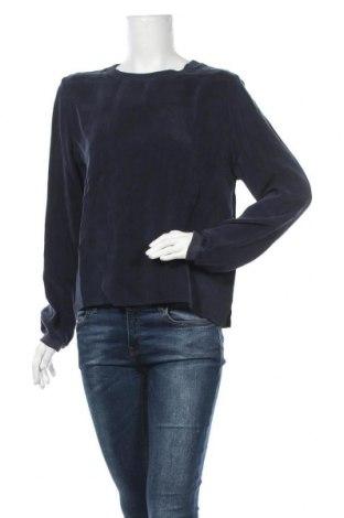 Дамска блуза Drykorn for beautiful people, Размер M, Цвят Син, Купро, Цена 59,16лв.