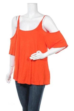 Γυναικεία μπλούζα Emerson, Μέγεθος L, Χρώμα Πορτοκαλί, Βισκόζη, Τιμή 11,11€