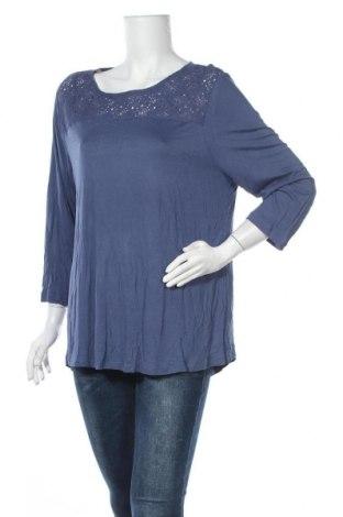 Γυναικεία μπλούζα Emerson, Μέγεθος XL, Χρώμα Μπλέ, Βισκόζη, Τιμή 10,39€
