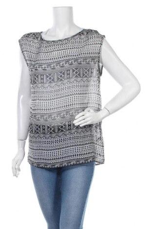Дамска блуза Esprit, Размер L, Цвят Черен, Полиестер, Цена 14,25лв.