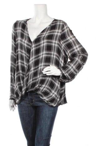 Γυναικεία μπλούζα Forever New, Μέγεθος XL, Χρώμα Μαύρο, Βισκόζη, Τιμή 11,11€