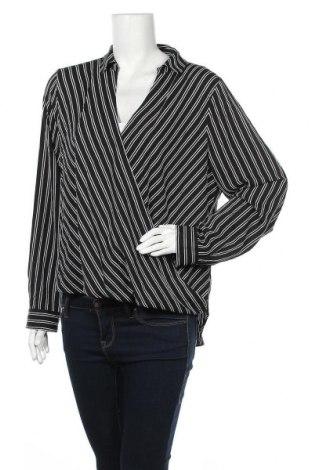 Γυναικεία μπλούζα Forever New, Μέγεθος XL, Χρώμα Μαύρο, Πολυεστέρας, Τιμή 10,49€