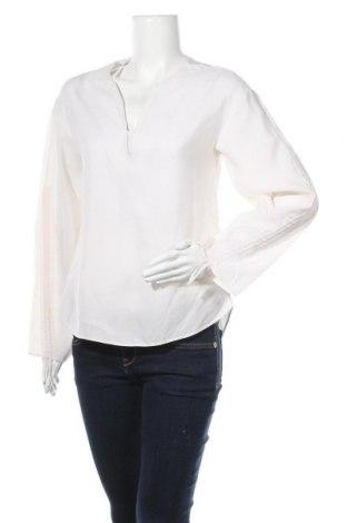 Дамска блуза H&M, Размер M, Цвят Екрю, Цена 5,36лв.