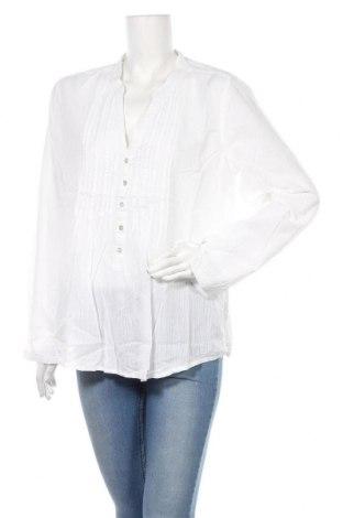 Γυναικεία μπλούζα H&M L.O.G.G., Μέγεθος XL, Χρώμα Λευκό, Βαμβάκι, Τιμή 11,14€