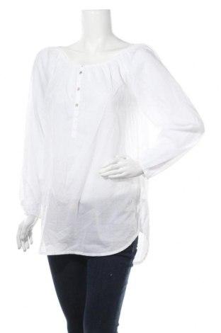 Γυναικεία μπλούζα H&M L.O.G.G., Μέγεθος S, Χρώμα Λευκό, Βαμβάκι, Τιμή 11,69€