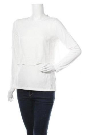 Γυναικεία μπλούζα Heine, Μέγεθος M, Χρώμα Λευκό, 95% βισκόζη, 5% ελαστάνη, Τιμή 14,23€