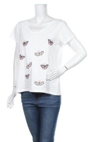 Γυναικεία μπλούζα Heine, Μέγεθος M, Χρώμα Λευκό, Βαμβάκι, Τιμή 14,30€