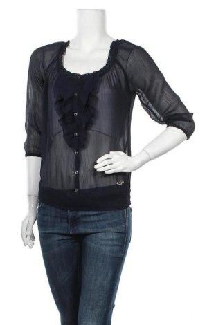 Γυναικεία μπλούζα Hollister, Μέγεθος S, Χρώμα Μπλέ, Τιμή 2,95€