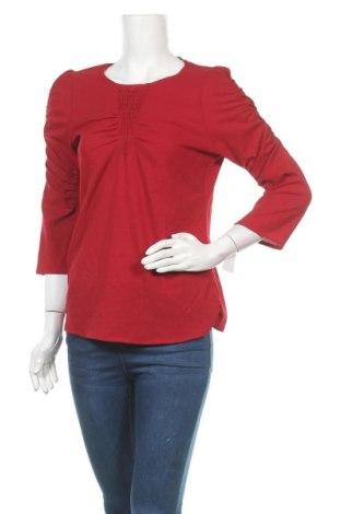Γυναικεία μπλούζα IKKS, Μέγεθος M, Χρώμα Κόκκινο, 97% πολυεστέρας, 3% ελαστάνη, Τιμή 11,95€