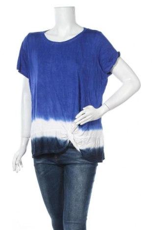 Γυναικεία μπλούζα INC International Concepts, Μέγεθος XXL, Χρώμα Μπλέ, Βισκόζη, Τιμή 17,66€