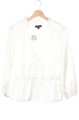 Γυναικεία μπλούζα J.Crew, Μέγεθος M, Χρώμα Εκρού, Πολυεστέρας, Τιμή 34,62€