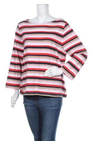 Γυναικεία μπλούζα J.Crew, Μέγεθος XXL, Χρώμα Πολύχρωμο, Βαμβάκι, Τιμή 24,68€