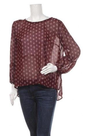 Дамска блуза JAG, Размер M, Цвят Червен, Цена 3,30лв.