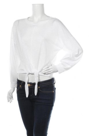 Γυναικεία μπλούζα Jean Pascale, Μέγεθος S, Χρώμα Λευκό, 67% πολυεστέρας, 33% βισκόζη, Τιμή 11,04€