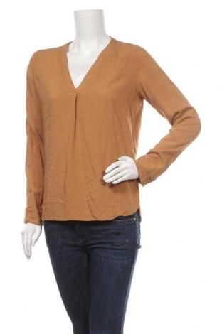 Γυναικεία μπλούζα Jean Pascale, Μέγεθος M, Χρώμα Καφέ, Βισκόζη, Τιμή 11,69€