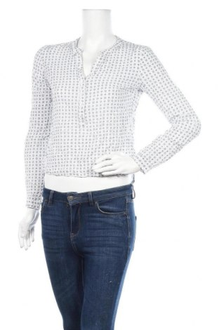Γυναικεία μπλούζα Jean Pascale, Μέγεθος S, Χρώμα Λευκό, Βισκόζη, Τιμή 11,69€